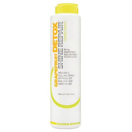 Beautiful Nutrition Grapefruit Detox Shine Repair Conditioner - 13.1 oz.