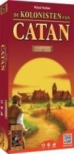 De Kolonisten van Catan: Uitbreiding 5/6 Spelers   Ontdek jouw perfecte spel! - Gezelschapsspel.info