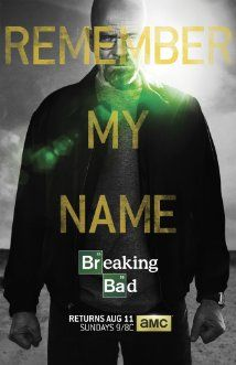 Breaking Bad (2008) Poster