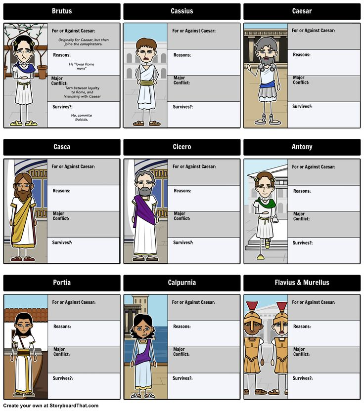 Julius caesar essay brutus character analysis