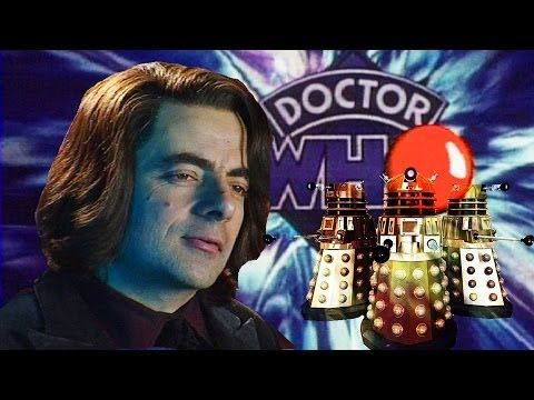Rowan Atkinson is Doctor Who - Classic Comic Relief - YouTube
