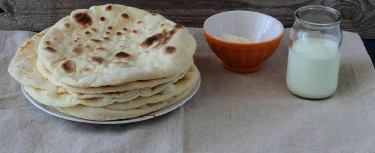 Pane indiano naan