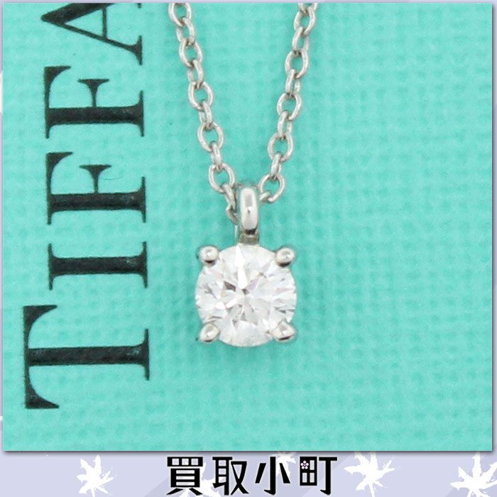 22 best diamonds are a girls best friend images on pinterest tiffany tiffanyco solitaire diamond pendant necklace pt950 023ct g vs1 aloadofball