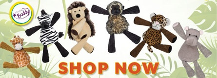 Introducing the newest, cuddliest friends around-the Scentsy Buddy Safari Collection. Our new Buddies are perfect for snuggling. Our original Scentsy Buddies have retired to make way for this limited-edition group of fuzzy friends, inspired by the amazing wild life of Africa.