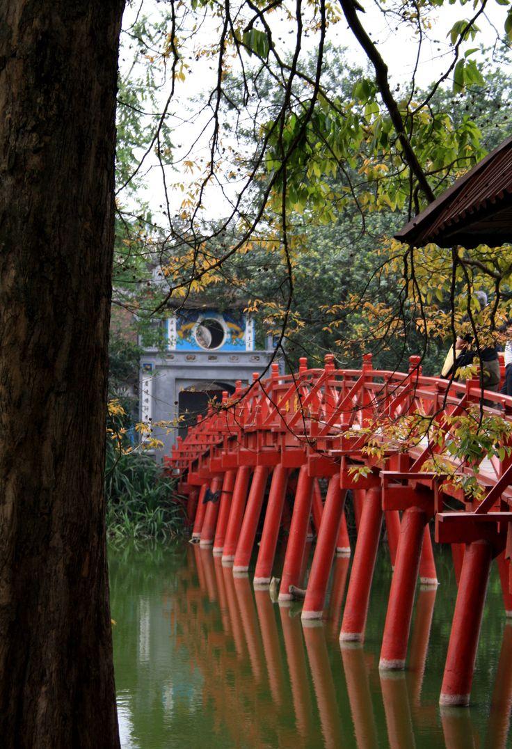 #Hoan Kiem Lake Hanoi Vietnam     -   http://vacationtravelogue.com We guarantee the best price