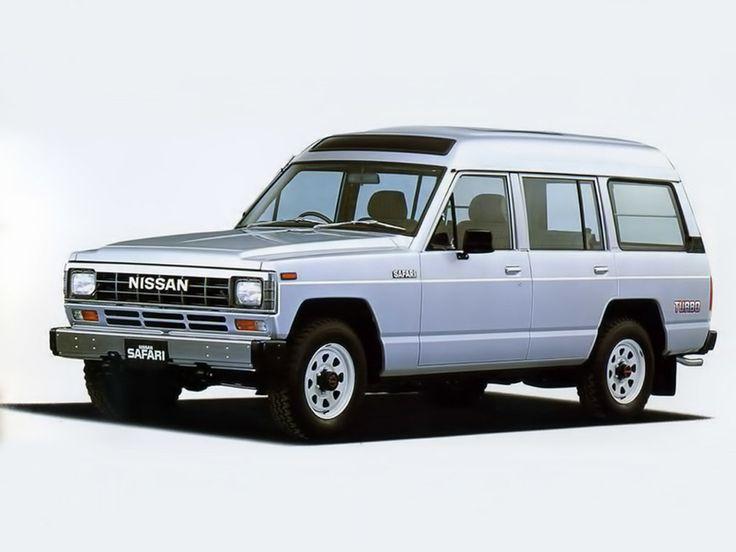 Nissan_Safari_SUV 5 door_1985