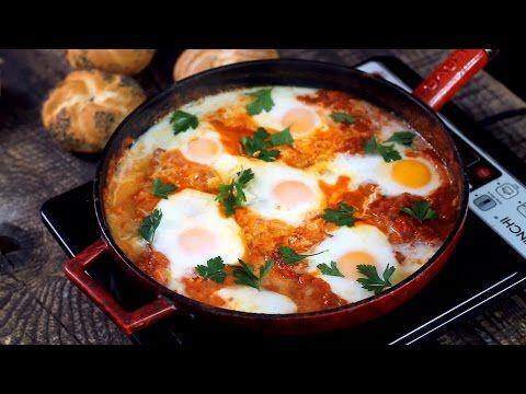 Знаете, что такое Шакшýка? Попробуйте этот рецепт — и она станет вашим любимым завтраком!