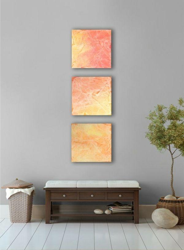 50 pastell wandfarben schicke moderne farbgestaltung - Wandgestaltung Wohnzimmer Pastell