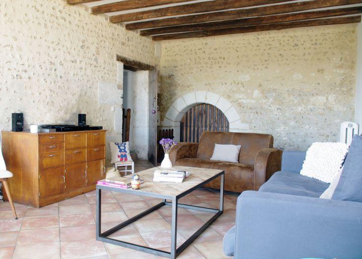 Location de vacances troglodyte dans le Loir et Cher - Holiday troglodyte rental in the Loire valley