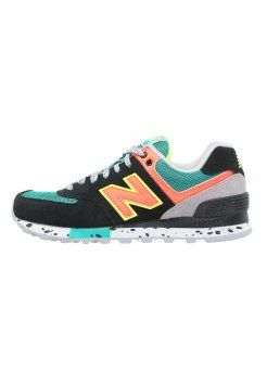 New Balance - WL574 - Sneakers - black
