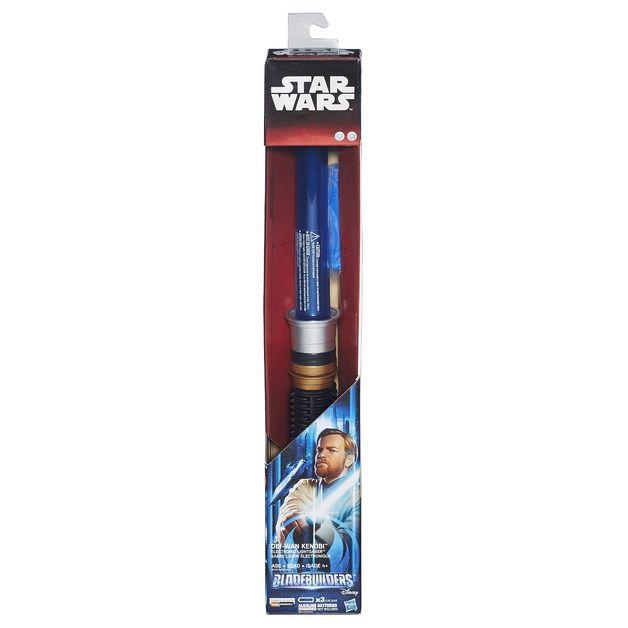 Star Wars: Revenge of the Sith Obi-Wan Kenobi Electronic Lightsaber