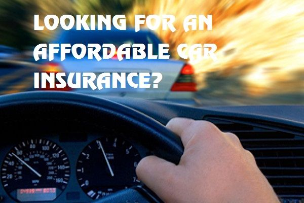 Affordable Car Insurance Depends on You