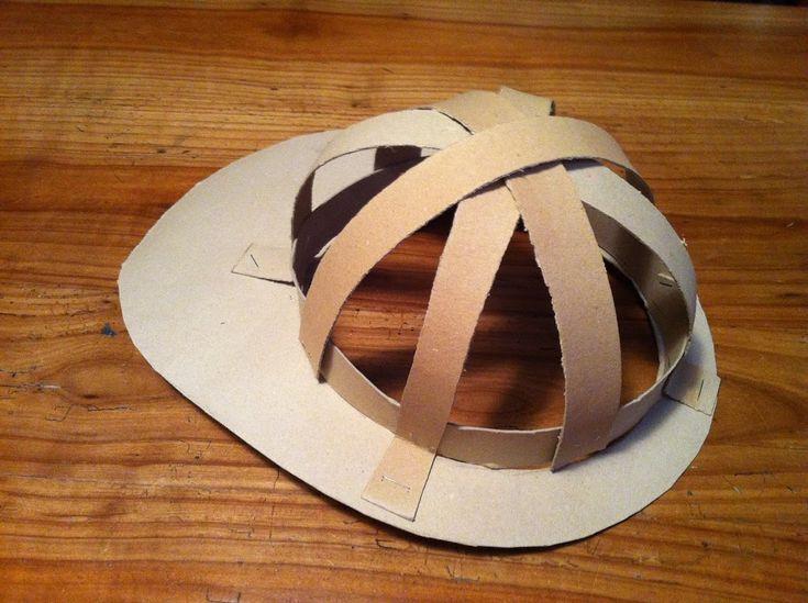 Fabriquer des masques en Papier (pas) mâché…   Toysfab