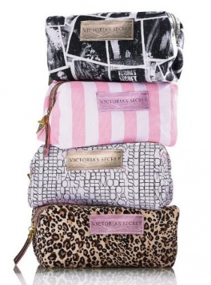 Victoria's Secret Supermodel Essentials Fashion Show MakeUp Bag