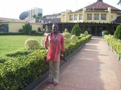 Ikoyi Club, Lagos, Nigeria
