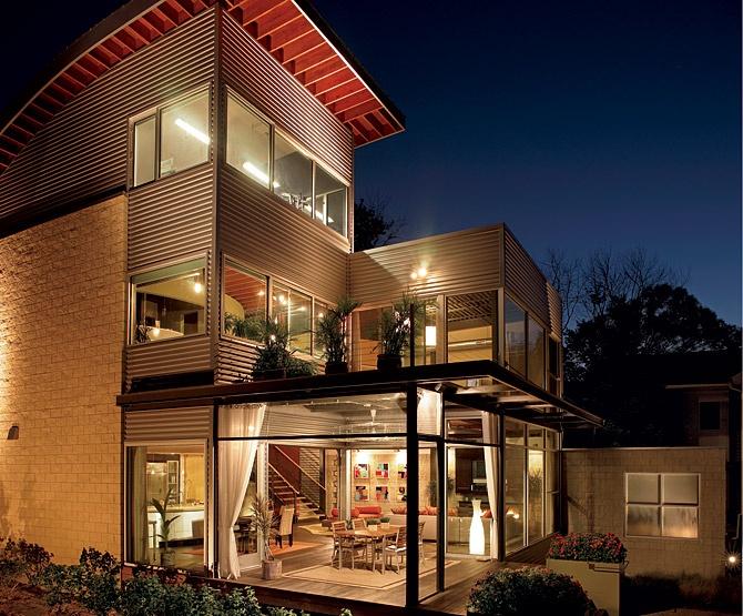 Amazing-House-Design  W la privacy