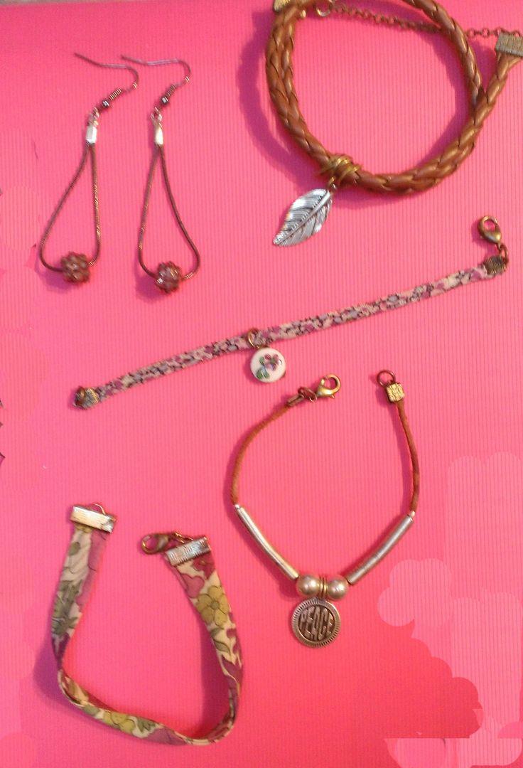 Bijoux à vendre! :)