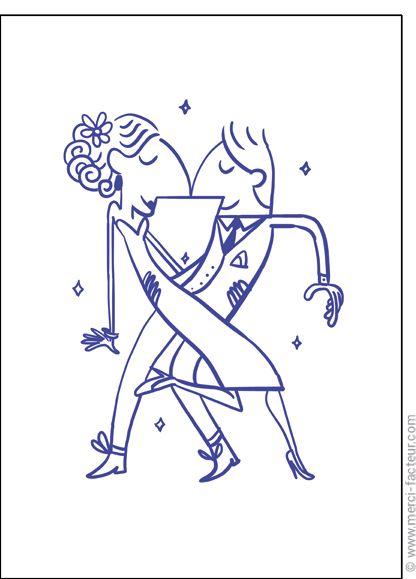 💘 Souhaitez une joyeuse St Valentin avec une jolie carte ❤️  http://www.merci-facteur.com/cartes/rub19-amour-et-saint-valentin.html #carte #amour #StValentin #Love #fleurs #Jetaime #lundi #coeur #jetaime #iloveyou #valentinsday #flowers #amor #SanValentin Carte Le tango de l'amour pour envoyer par La Poste, sur Merci-Facteur !