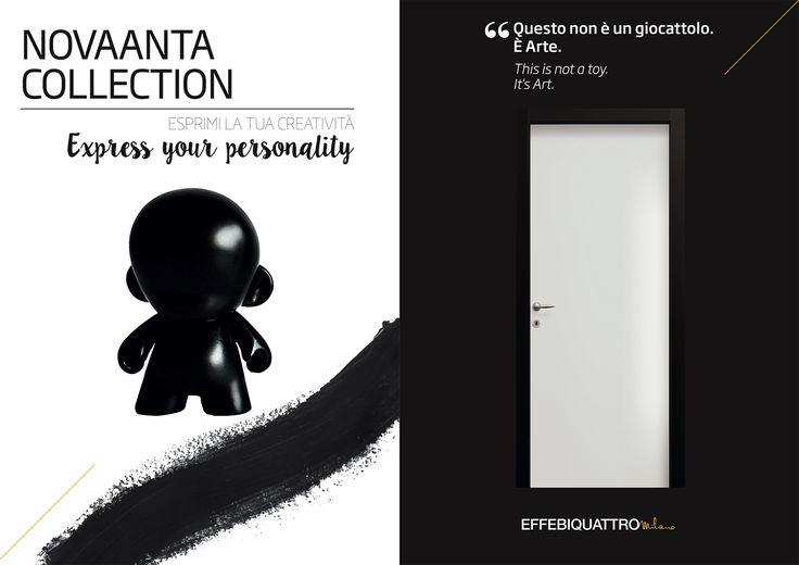 #effebiquattro_spa#novaanta #designcollection #cretivita #creativity #expressyourself #thisisart ##effebiquattro #aziendastraordinaria #creatoridiporte #effebiquattromilano #woodendoor