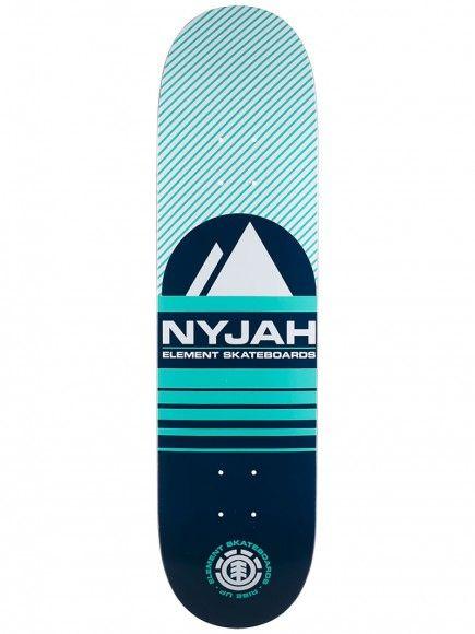 Element Nyjah Huston Peaks Deck 8.0 x 32.06