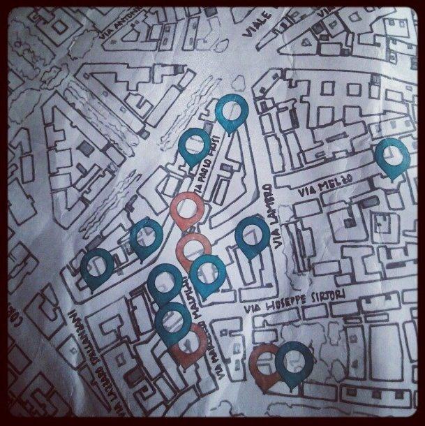 #fuorisalone 2012: Porta Venezia in Design al via! #mdw2012