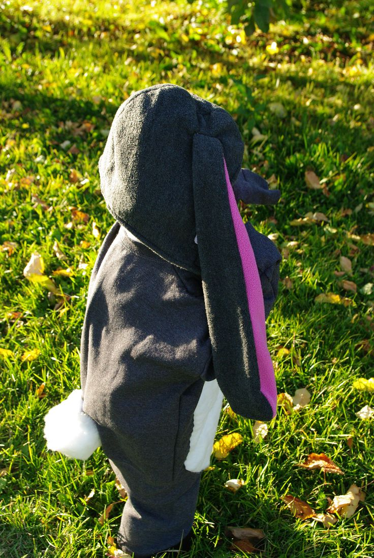 How To Make A Cute Bunny Costume And Bunny Hat