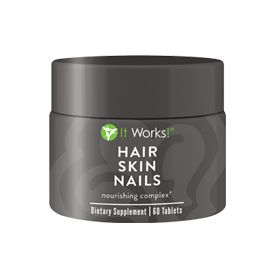 The secret to growing longer, healthier, shinier hair isn't found in a shampoo bottle. These vitamins helped me gain about 1-1/2 inches of growth in 3 weeks. Nourishment from the inside out!
