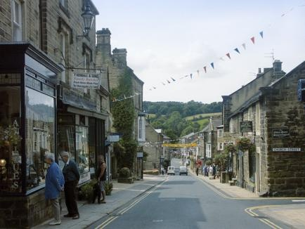 Pateley Bridge, Yorkshire Dales