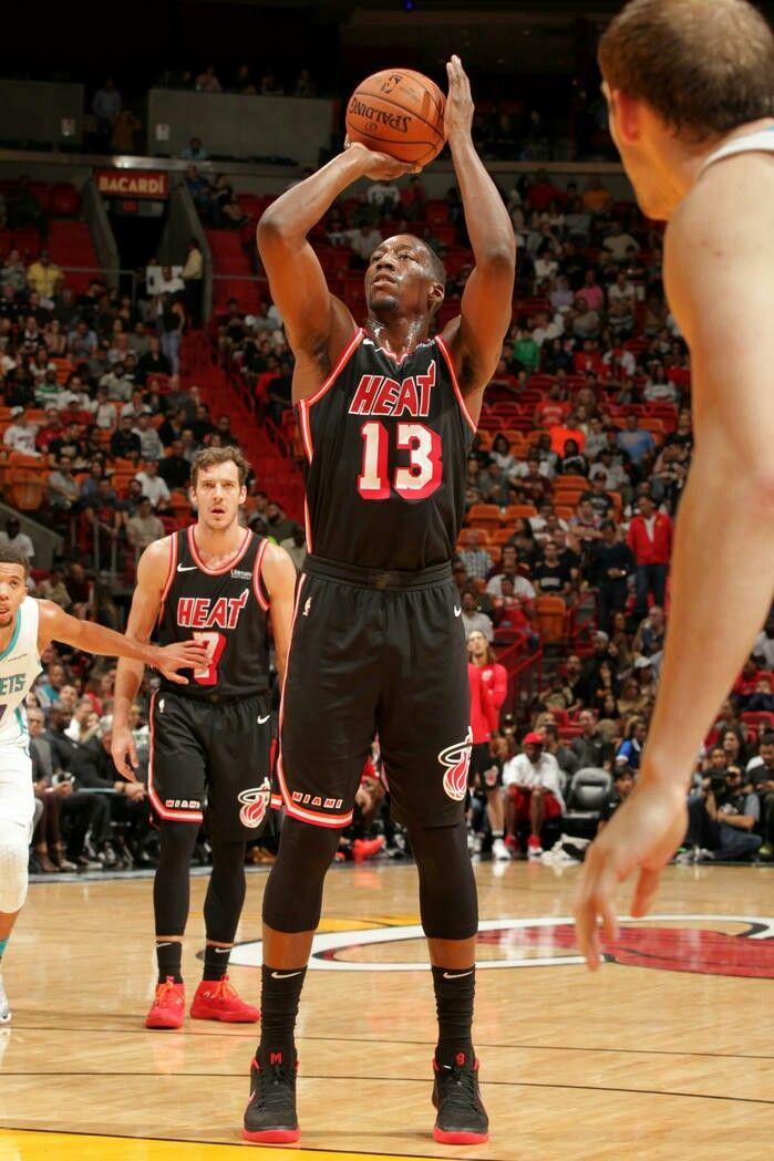 855756255b4 Bam Adebayo | Miami Heat present | Sports, Basketball court, NBA