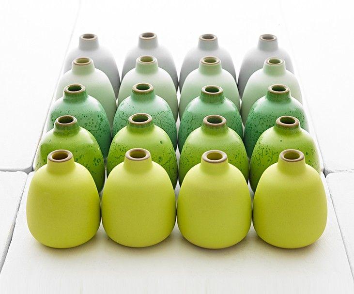 Bud Vase Set - Decorate - Heath Ceramics
