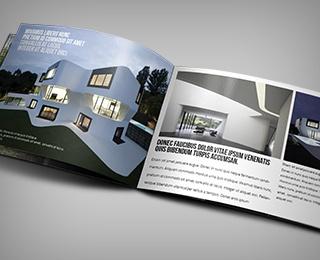 Architecture Portfolio By Yderindere Via Creattica