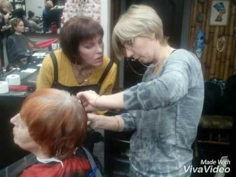 Обучение женским стрижкам, курсы парикмахеров +7(925)744-30-68