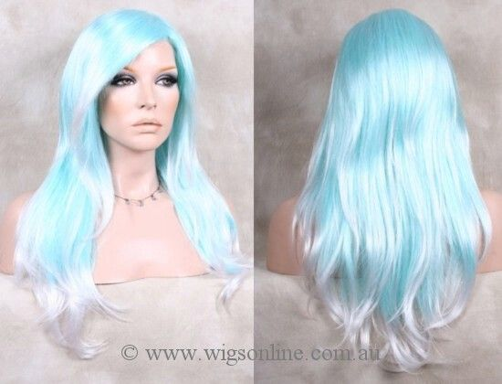 Calypso Costume Wig AUD$79.95Buy Wigs Online - Human Hair Wigs - Alopecia Wigs Store - Synthetic Hair Wigs - Mens Wigs Australia - Wigs Online