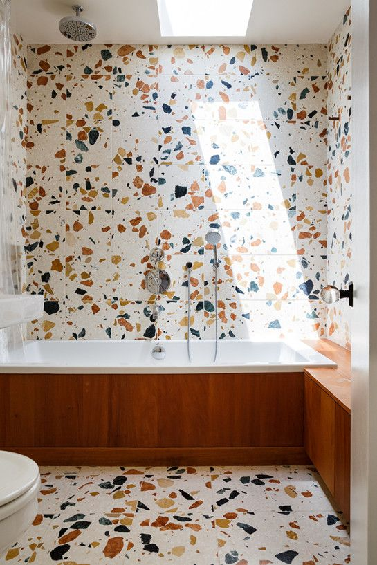 Marmoreal by Max Lamb for Dzek - Bathroom for a Laurel Canyon, California residence