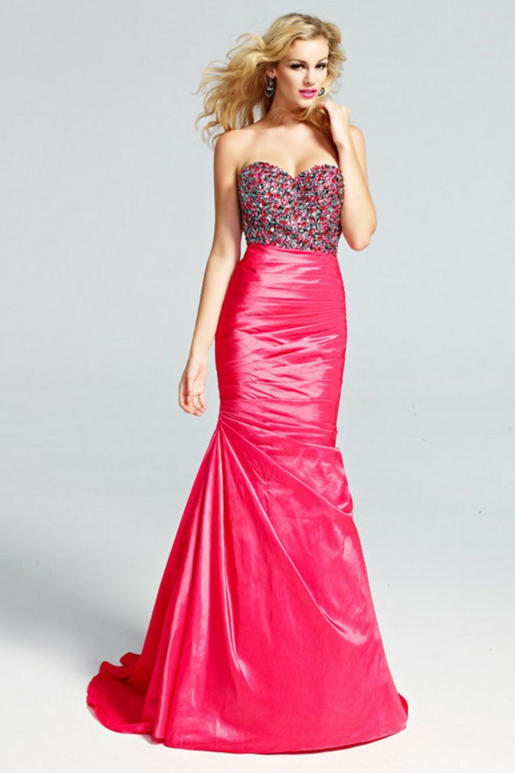 Shop 2014 Evening Dresses Floor Length Sweetheart Trumpet Mermaid Taffeta Online affordable for each occasion. Latest design party dresses and gowns on sale for fashion women and girls.