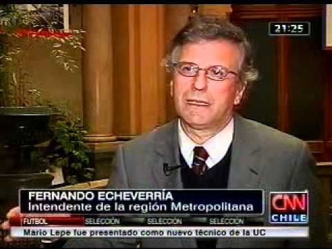 CNN Chile Prime: La efectividad de la restricción vehicular en Santiago - YouTube