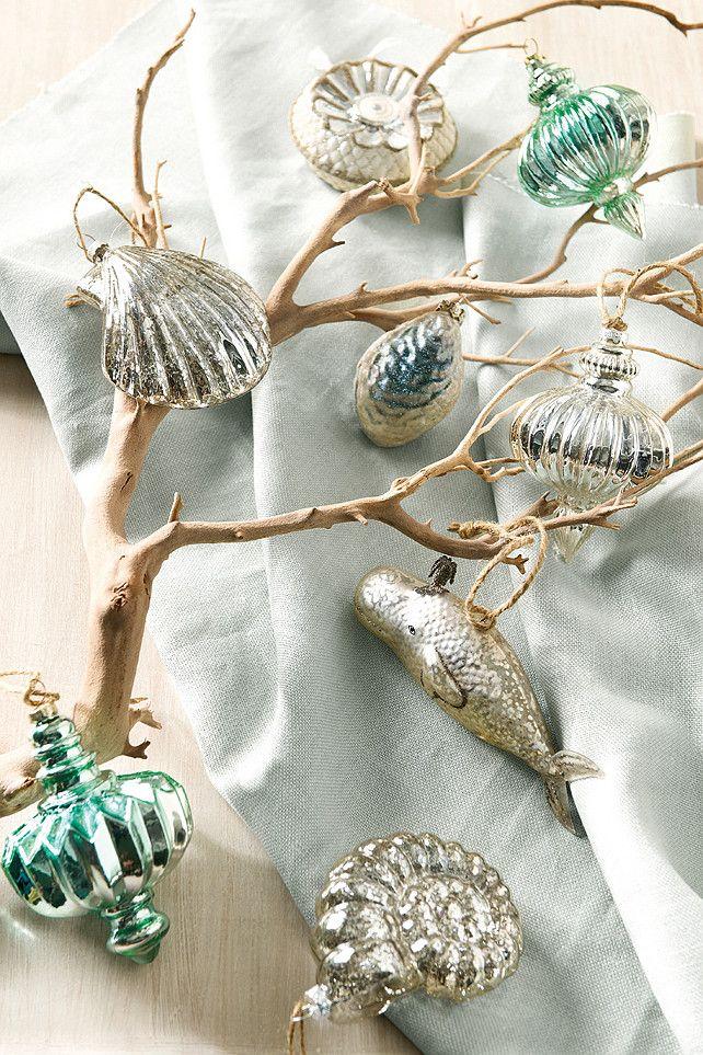 Best 25+ Beach christmas decor ideas on Pinterest   Christmas on ...