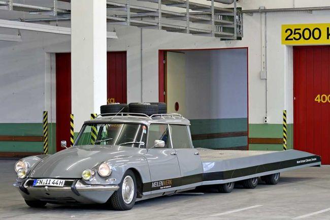 Citroën DS Tissier Rollback anyone?