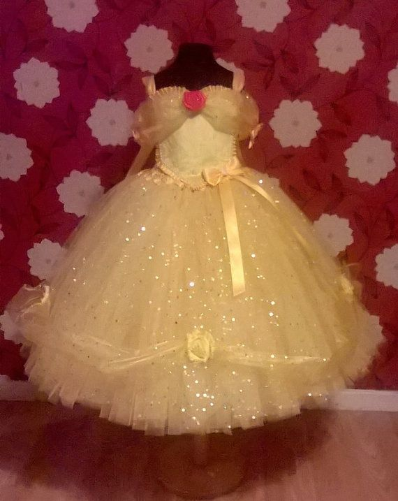 Bien connu The 25+ best Belle tutu ideas on Pinterest | Cinderella tutu dress  OM33