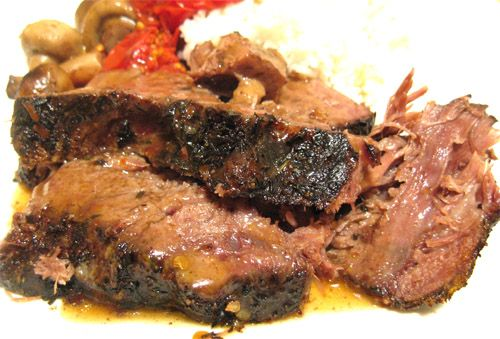 Melt In Your Mouth Slow Cooker Beef