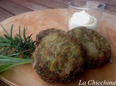 La Chicchina: Crocchette di spinaci