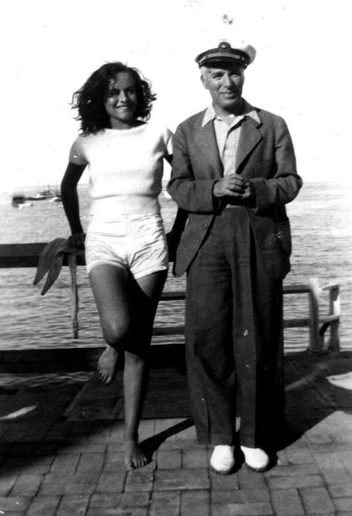 Charlie Chaplin and Paulette Goddard Exhibition Opens at the Catalina ...