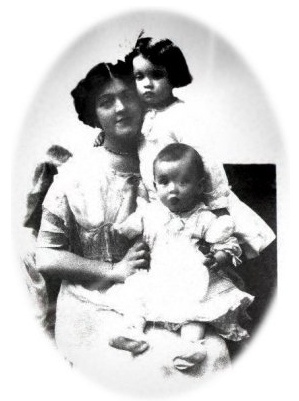 Miss Helen Loraine Allison, 2, was born June 5, 1909. She was travelling with her father Hudson Allison, her mother Bess and brother Trevor. Loraine Allison was the only child in first and second class to die (53 of 76 children in third-class perished). Her body was never found. Trevor was the only family member to survive.