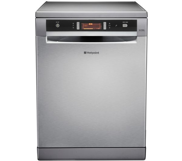 Ultima FDUD 44110X Full-size Dishwasher - Stainless Steel