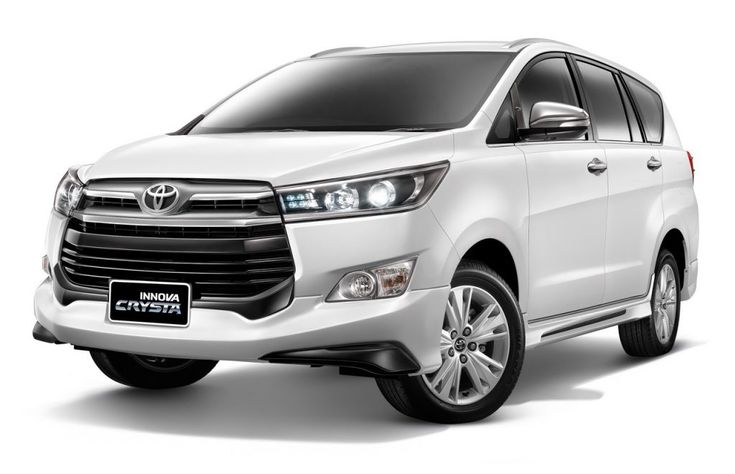 Recap - Toyota Innova Crysta launched with a bodykit in Thailand