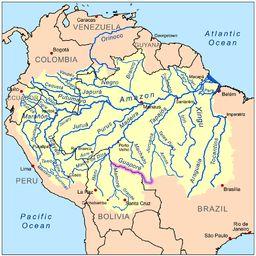 La carretera que parte Bolivia en dos pasa por el TIPNIS | El Blog de la Ruta | Especiales | Otramérica