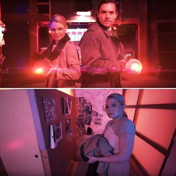 Jennifer Morrison de Once Upon a Time dans le plus récent vidéoclip de Will Butler