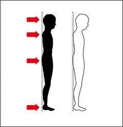 その首こりや肩こり もしかしてストレートネックでは  ストレートネックの判別方法です  http://ift.tt/2kFLdwf  #肩こり #首こり #ストレートネック