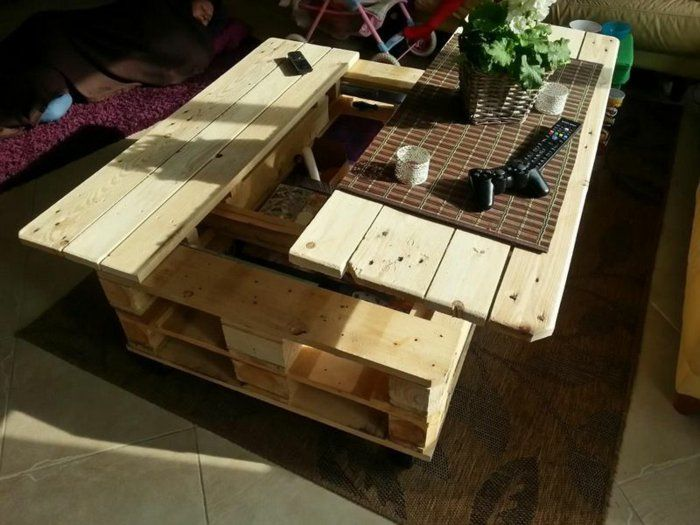 Les 25 meilleures id es de la cat gorie tables basses - Table basse de la maison ...
