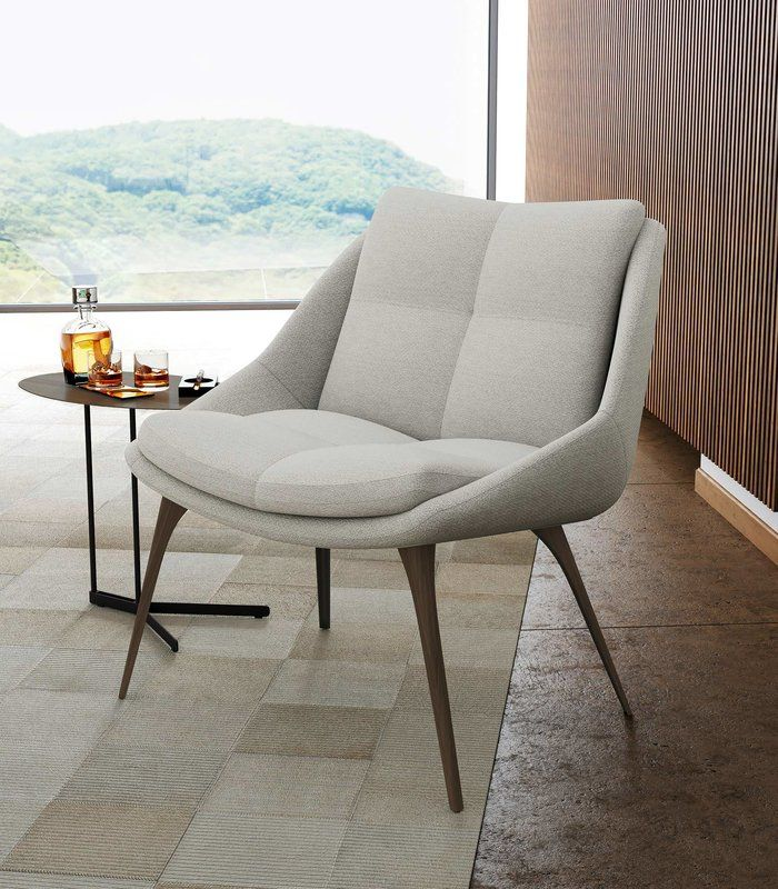 Columbus Lounge Chair Contemporary Living Room Chairs